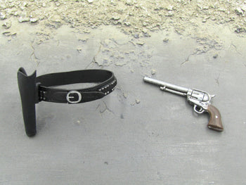 "Six Gun Legends ""Wyatt Earp"" Pistol & Belt w/Holster"