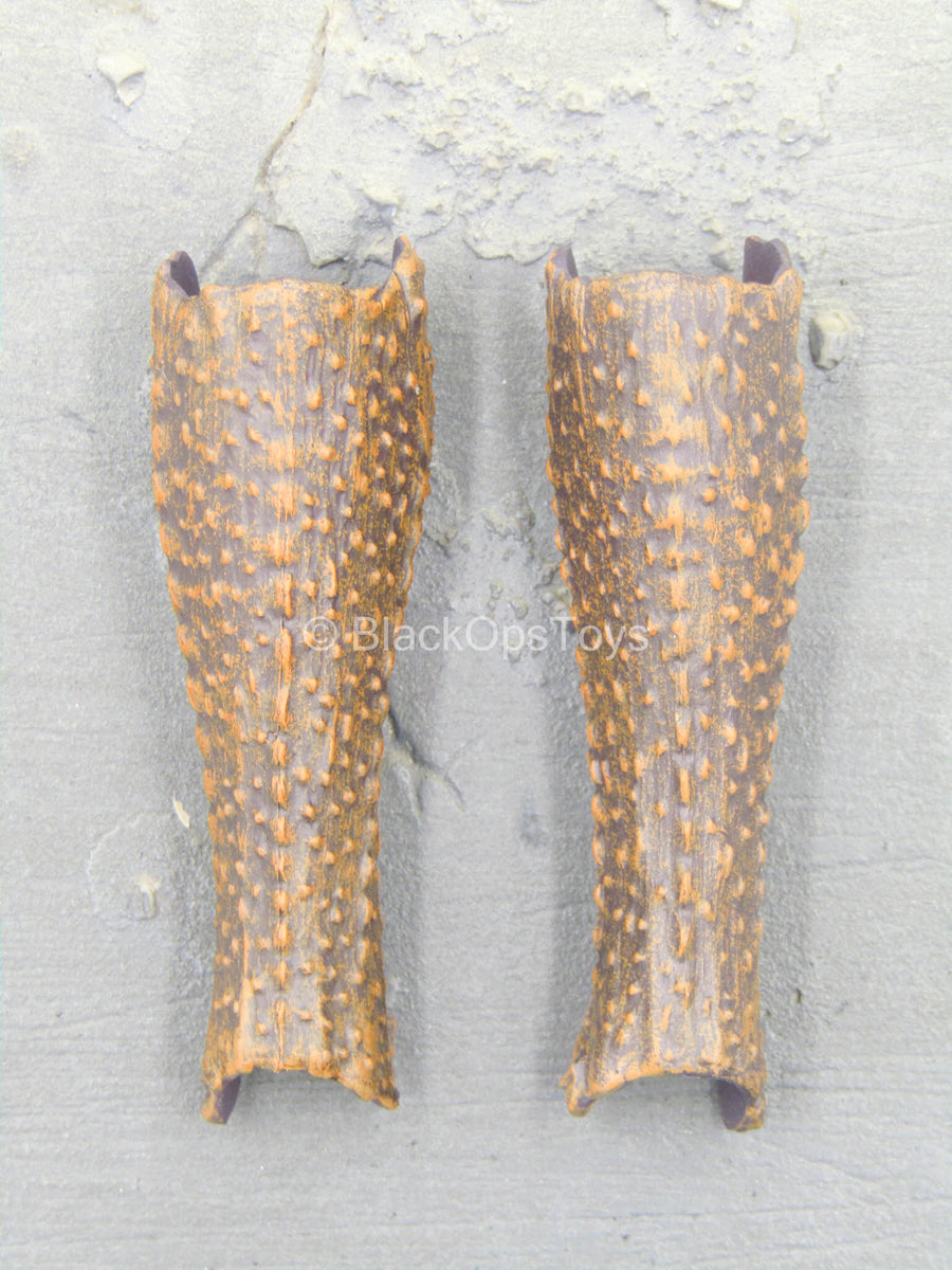 Soldier Strange - Shin Guards w/Studded Like Detail