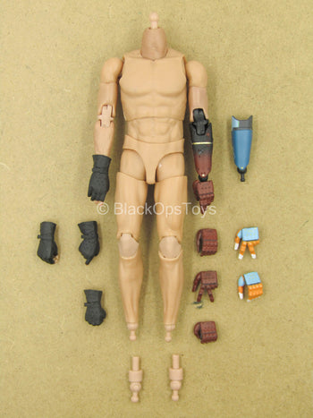 1/12 - Aehab Phantom Legend - Male Body w/Interchangeable Arm