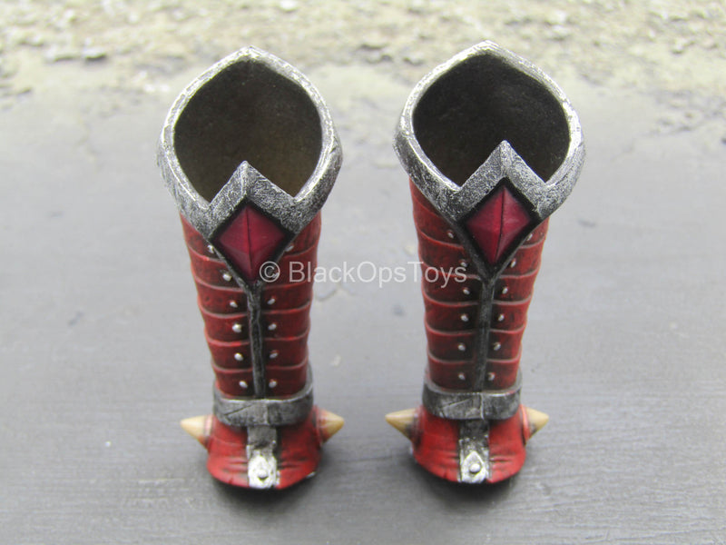 WoW - Orc Female Assassin - Shin Armor
