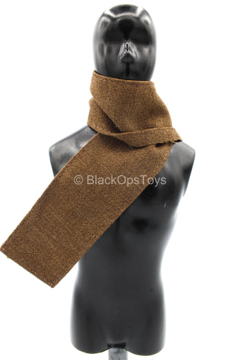 WWII - German POW Camp - Brown Scarf