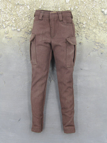 DOOMSDAY SURVIVOR - Brown Tactical Pants
