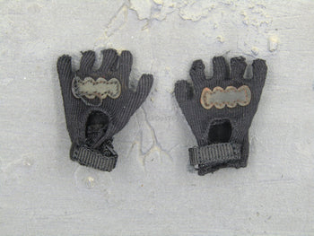 DOOMSDAY SURVIVOR - Black Tactical Gloves