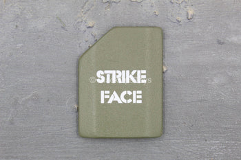 75th Army Ranger - Green Strike Plate