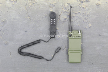 75th Army Ranger - OD Green Radio w/Handset