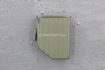 75th Army Ranger - OD Green SAW Ammo Drum