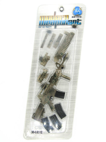 AOR2 Camo M2A1 Rifle w/M203 Grenade Launcher - MINT IN BOX