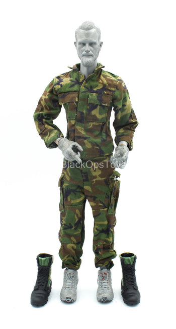 75th Army Ranger - Woodland Combat Uniform Set w/Boots