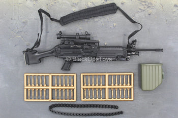 75th Army Ranger - M249 Saw Light Machine Gun