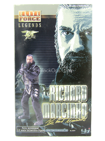 US Navy Seal - Richard Marcinko - MINT IN BOX