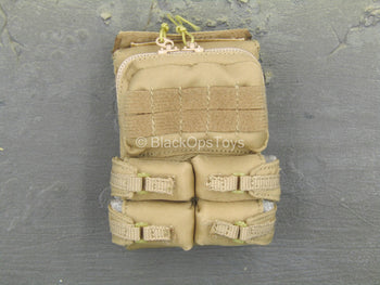 Modern Battlefield - Tan MOLLE Tactical Pack