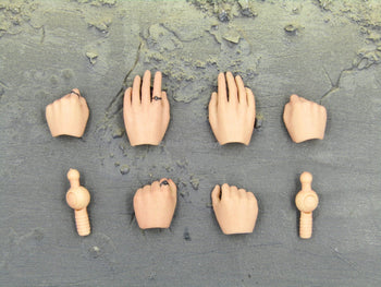 Game Of Thrones Daenerys Targaryen Female Hands Set x6