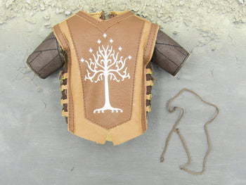 LOTR - Faramir - Tan Leather Like Chest Armor