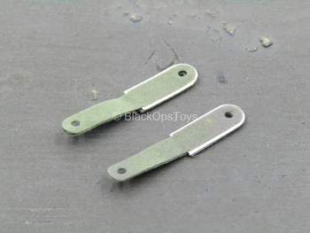 WWII - Heer Grenadier - OD Green Shoulder Tabs