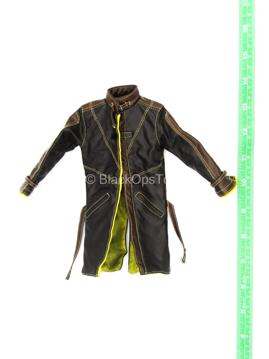 The Division - Nightmare Stalker - Leather Like Jacket