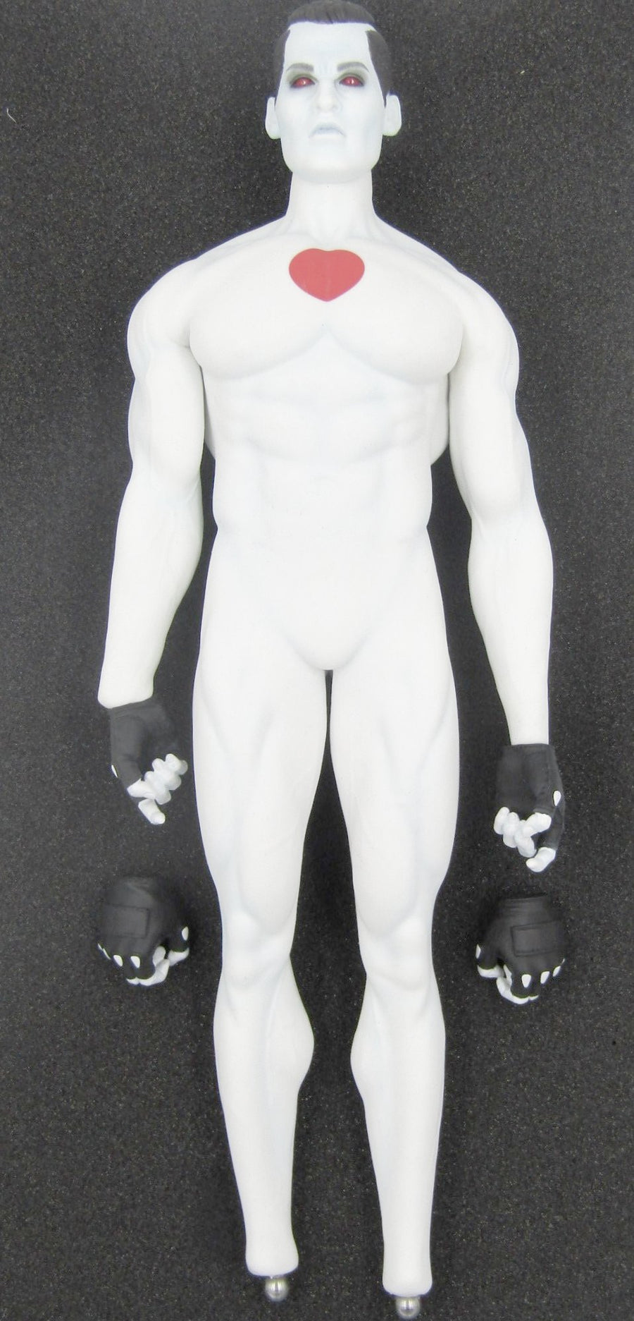 BLOODSHOT - Male Base Body w/Head Sculpt