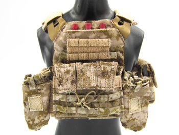 NSWDG AOR1 Ver. - AOR1 MOLLE Plate Carrier Vest w/Pouch Set