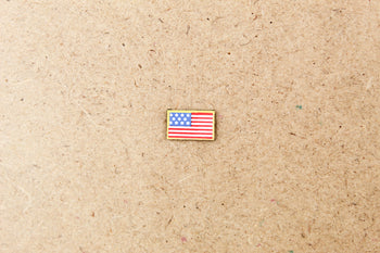 1/12 - Crazy Figure Shared - American Flag Patch
