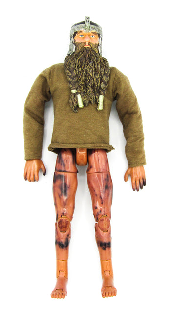 LOTR - Gimli Son Of Gloin - Male Base Body w/Head Sculpt