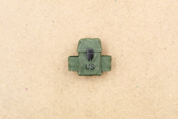 1/12 - 75th Task Force Ranger - OD Green Molded Ammo Pouch