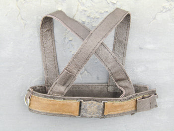 LOTR - Gimli Son Of Gloin - Leather Like Belt w/Shoulder Straps