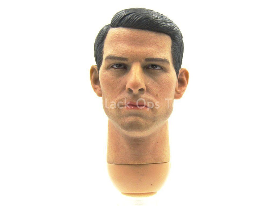 U.S. Navy Seal HALO Jumper - Head Sculpt in Tom Cruise Likeness