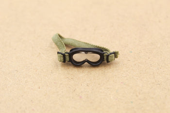 1/12 - 75th Task Force Ranger - Goggles w/OD Green Strap