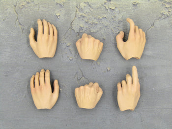 Mercenary Adam - Hand Set (x6)