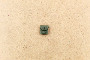 1/12 - Crazy Figure Shared - OD Green Molded Compass Pouch