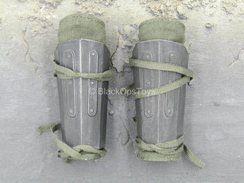 GI JOE - Cobra Ninja Viper - Shin Guards