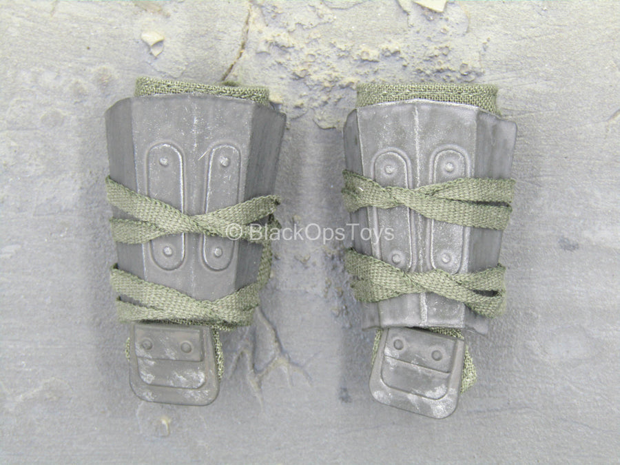 GI JOE - Cobra Ninja Viper - Forearm Guards