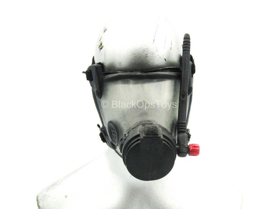 Black Hazmat Mask