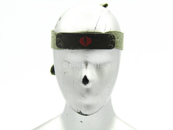 GI JOE - Cobra Ninja Viper - Green Headband