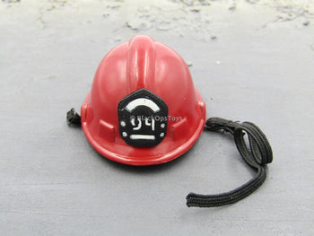 America's Finest Urban Firefighter Fireman Red Helmet