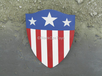 Captain America - Star Spangled Man - Shield