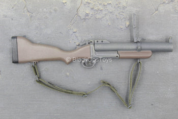 M60 Shorty Machine Gunner - M79 Grenade Launcher