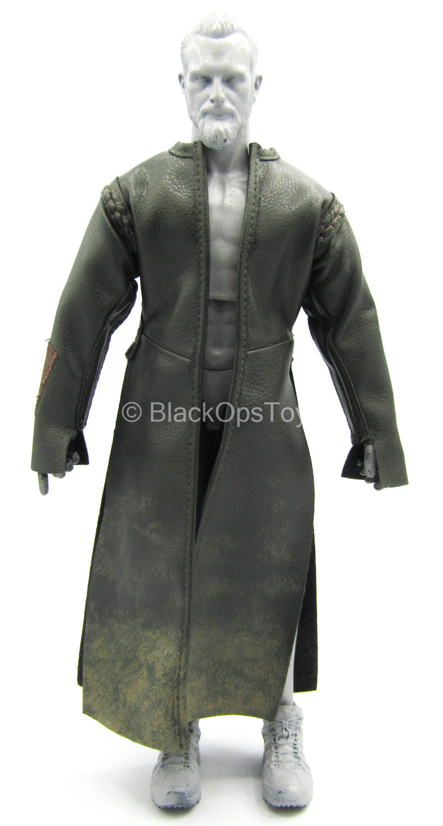 LOTR - Aragorn - Green Leather-Like Jacket