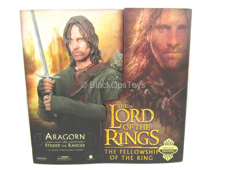 LOTR - Aragorn - Bed Roll w/Leather-Like Carrying Case