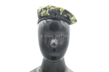 M60 Shorty Machine Gunner - Tiger Stripe Beret