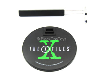 The X-Files - Fox Mulder - Figure Base Stand