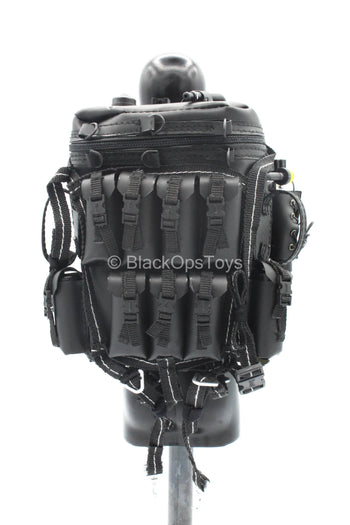 Halo UDT Jumper - Black Drypack Backpack