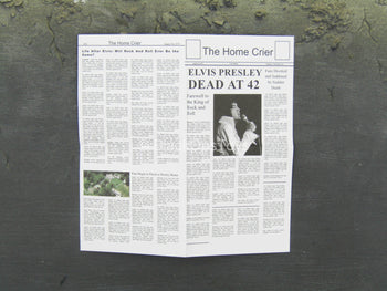 The X-Files - Fox Mulder - Newspaper