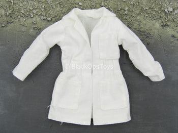 The X-Files - Dana Scully - White Female Lab Coat