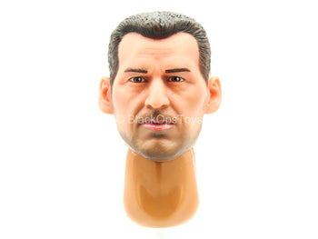 CIA SAD Night Ops - Male Head Sculpt w/Oded Fehr Likeness