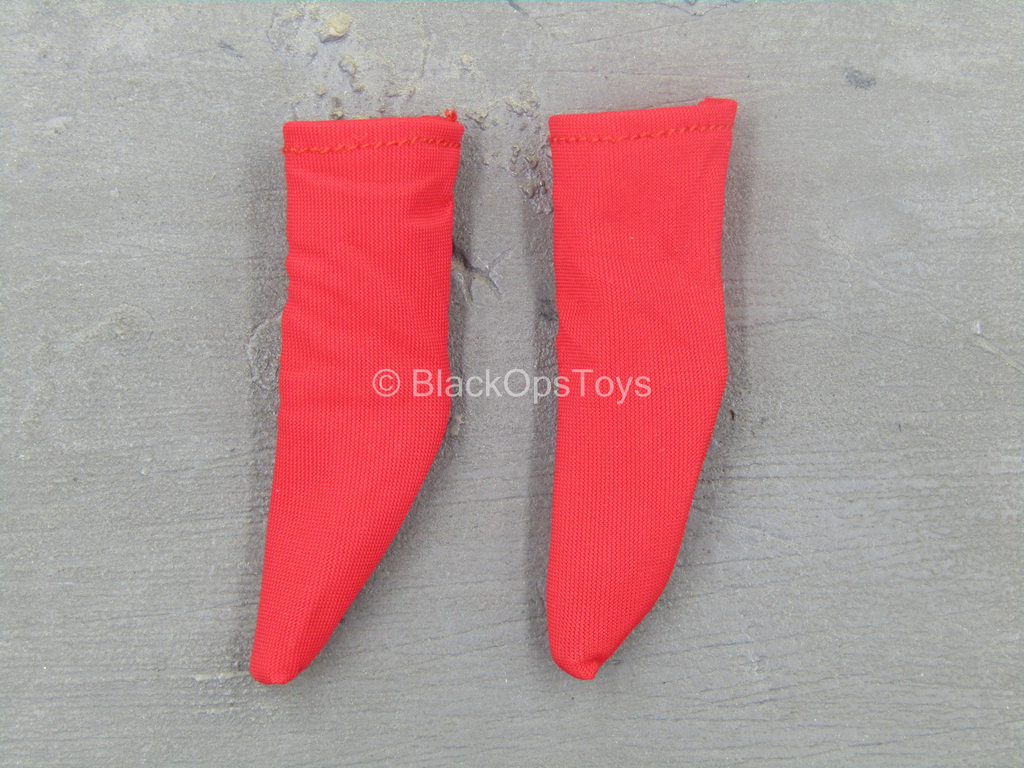 Fighter - Red Socks