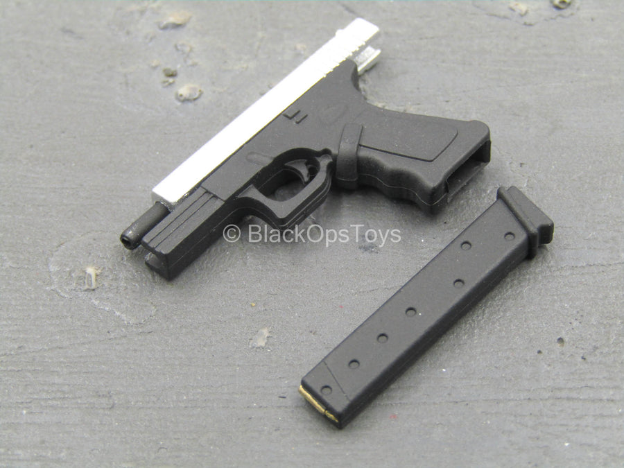 The Joker Bank Robber Ver. - 9mm Pistol w/Extended Mag