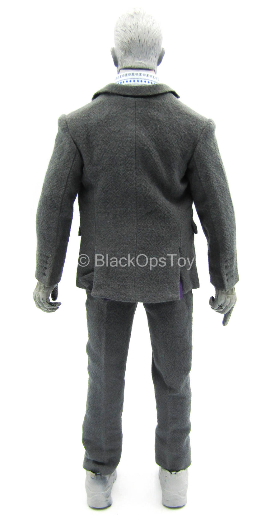 The Joker Bank Robber Ver. - Grey Suit Set