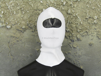 Navy Seal - White Balaclava