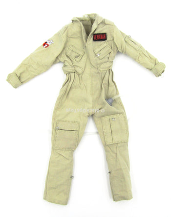 GHOSTBUSTERS Peter Venkman Tan Uniform