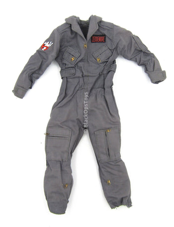 GHOSTBUSTERS Winston Zeddmore Grey Uniform